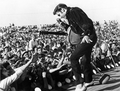 Kleinstadtidyll und Kommerztempel: Elvis-Zeitreise zum 75. Geburtstag